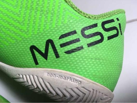 Chuteira adidas Messi Original Top Número 31