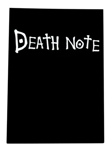 Death Note Kira Ryuk L Light Yagami Anime Caderno Morte