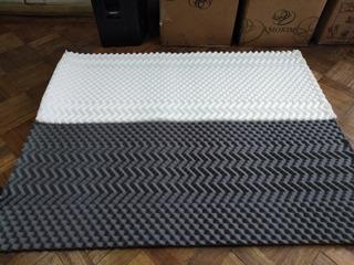 Espuma Acustica High Quality D 23 K 190/75/3cm Gris