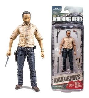 Rick Grimes Mcfarlane Toys The Walking Dead
