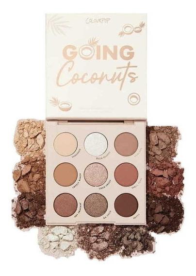 Going Coconuts Colourpop