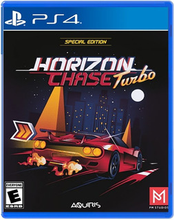 Horizon Chase Turbo Special Edition / Juego Físico / Ps4