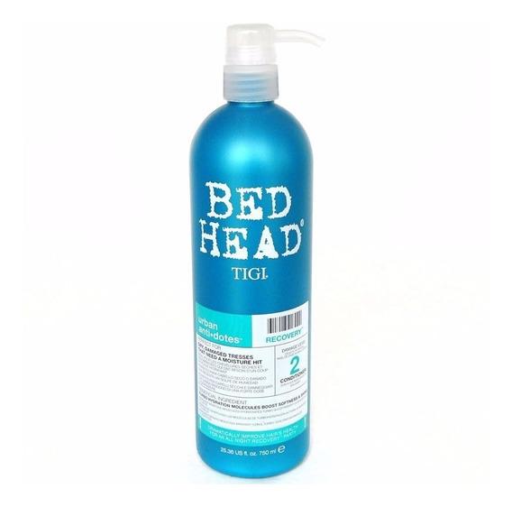 Tigi Bed Head Recovery Acondicionador X 750 Hidratación Pelo