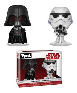 Black Friday Funko Pop Darth Vader + Stormtrooper Star Wars