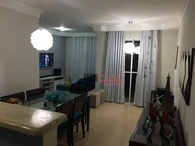 Apartamento Residencial À Venda, Parque São Lucas, São Paulo. - Ap3243