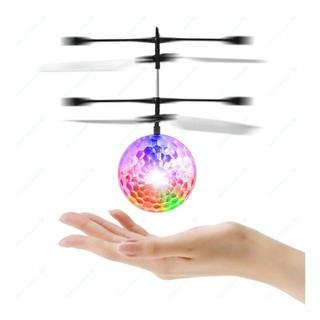 Mini Dron Recargable Bola Helicóptero Juguete Niños