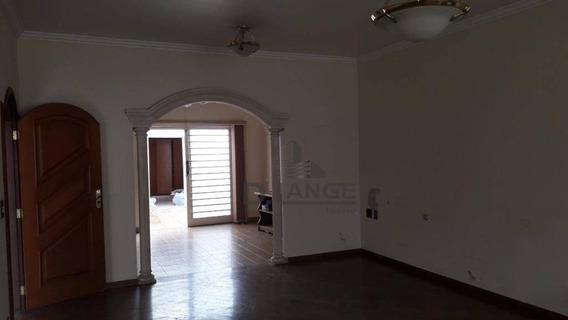 Casa Com 4 Dormitórios Para Alugar, 237 M² Por R$ 2.800,00/mês - Jardim Flamboyant - Campinas/sp - Ca13364