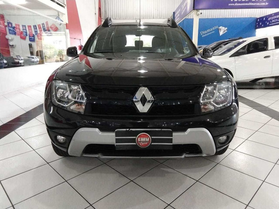 Renault Duster Dynamic 1.6 Flex Manual 2016 - Preto