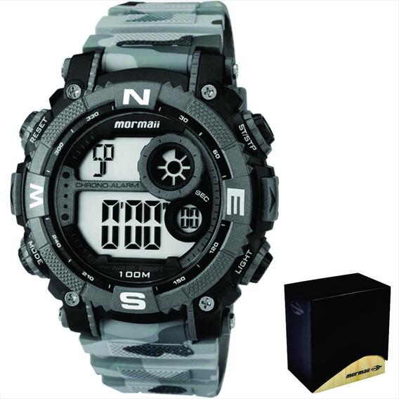 Relógio Mormaii Masculino Original C/garantia Nf Mo12579a/8c