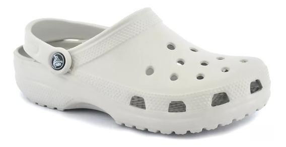 Crocs Originales Classic Adulto Pearl White