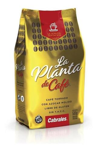 Cafe Molido Cabrales La Planta 500gr Torrado