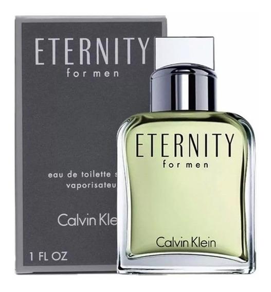 Perfume Eternity Calvin Klein Masculino 100ml Original