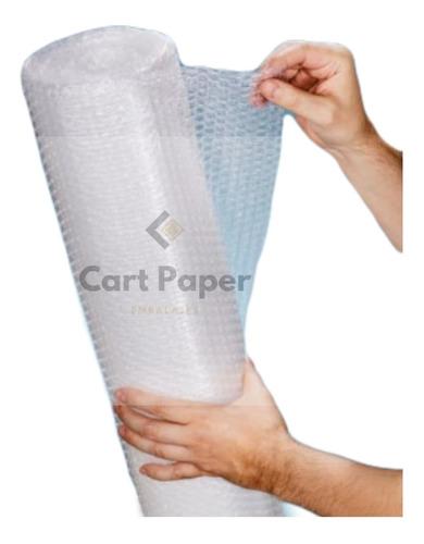 Imagen 1 de 2 de Rollo Plástico Burbuja 10 Metros / Cajas Cart Paper.