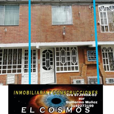 Casa En Venta Bosa Atalayas 3x11 M2