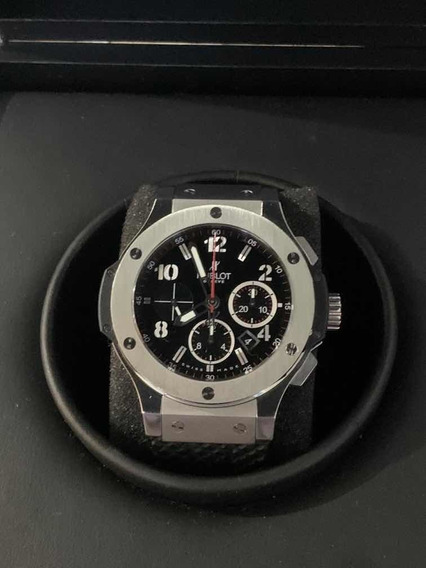 Reloj Hublot Big Bang Steel 301.sx.130.rx