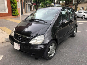 Mercedes-benz Clase A 1.6 A160 Classic 2005 Negra Dissano