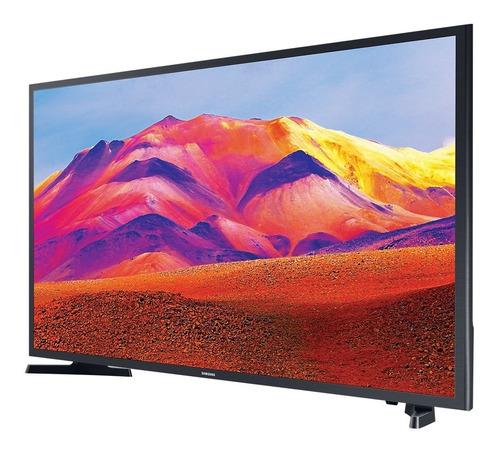 Imagen 1 de 3 de Smart Tv 1080p 43 Pulgadas Samsung T5300 Un43t5300 X18c Web