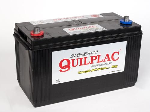 Bateria Auto Quilplac 12vx110ah(cat) Quilmes. Serv. A Domic.