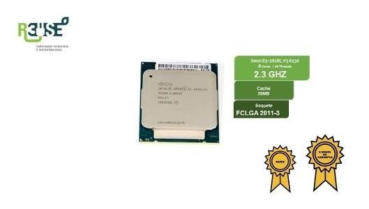 Processador Intel Xeon E5-2618l V3 Octa Core Com Garantia