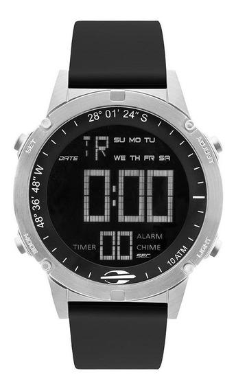 Relógio Mormaii Masculino Aço Mow13901d/2p