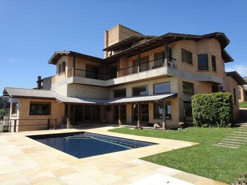 Casa Em Vila Conceição Com 5 Dormitórios - Vob4513