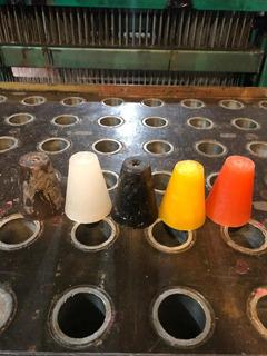 Veladora De Repuesto 100 Grams Varios Colores 100% Parafina