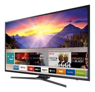 Smart Tv Led 4k 50 Pulgadas Uhd Samsung Un50mu6100 Hdr Hdmi Usb Wifi Gtia Oficial