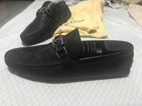 Zapatos Louis Vuitton Hombre Negros A Negociar