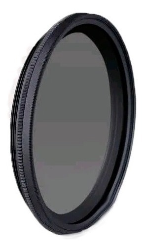 Filtro De Lente Nd Variável 12 Camadas Greika 52mm