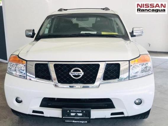 Nissan Armada 5p Exclusive V8/5.6 Aut 4x4 2015