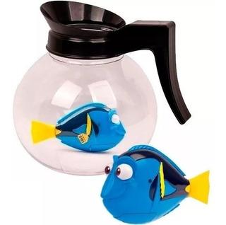 Buscando A Dory - Pez Dory Con Pecera Robo Fish - 25171