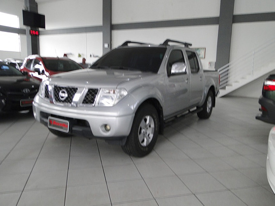 Nissan Frontier Sel Cab. Dupla 4x4