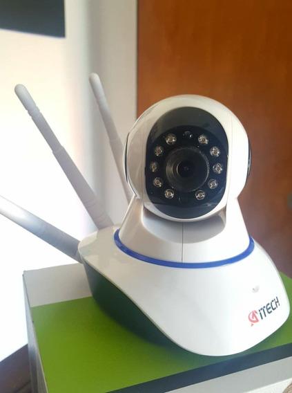 Camara Ip Inalambrica Wifi De Seguridad Hd
