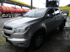 Chevrolet S10 2.8 Ls 4x4 Cd 14 V Turbo Diesel / 2014