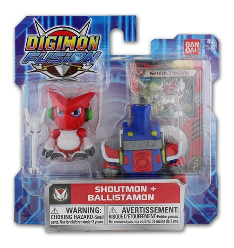 Digimon - Figuras Pack X 2 - 39620