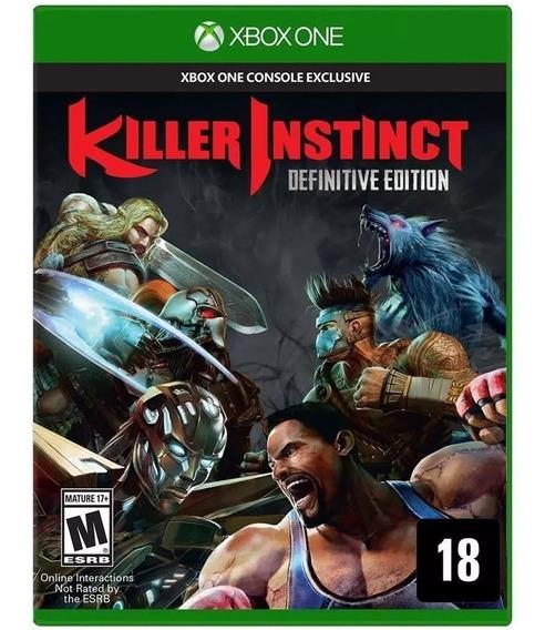 Killer Instinct Definitive Xbox One Digital + 1 Jogo Grátis