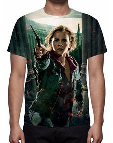 Camisa, Camiseta Harry Potter Hermione