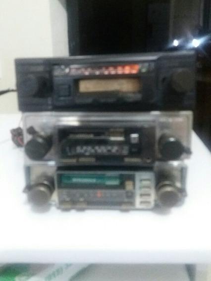 Radio Antigo Roadstar Unid Nao Funciona Fita Radio Esta Ok