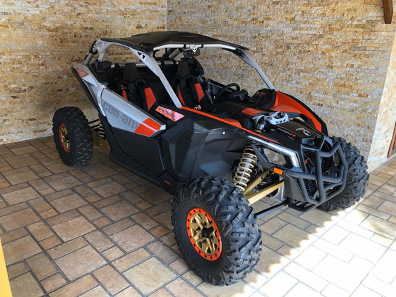 Can Am Maverick X3 Xrs Turbo
