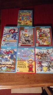 6 Juegos De Wii U Super Smash Bros Y Mas