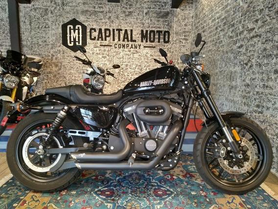 Capital Moto México Harley Davidson Sportster Roadster 1200