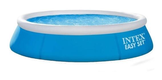 Piscina Inflável Intex Easy Set 886 Litros Azul