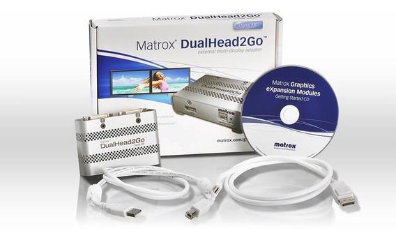 Matrox Dualhead2go - Digital Me