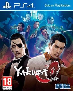Nuevo Y Sellado Playstation 4 Yakuza Zero 0