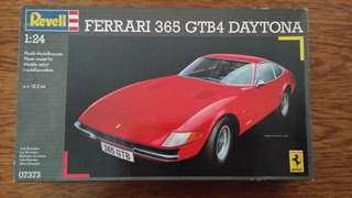 Miniatura Ferrari 365 Gtb4 Daytona - Revell - Escala 1/24 !