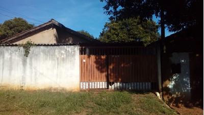 Casa 3 Quartos, 1 Sala, 1 Cozinha E 1 Banheiro