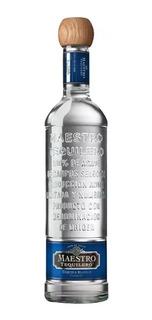 Tequila Maestro Tequilero Blanco - 750 Ml