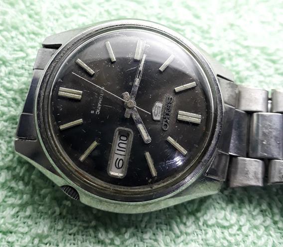 Relógio Seiko Automático Completo