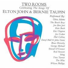 Cd Two Rooms - Elton John & Bernie Taupin