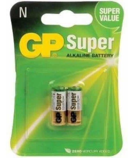 Bateria Super Alcalina Energizer Pilha Lr1 1.5v 2 Pçs Tipo N
